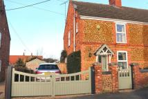 4 bedroom semi detached house in 4 Glebe Road, Dersingham