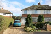 semi detached property in 32 King John Avenue...