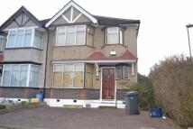semi detached house in Bethune Avenue...