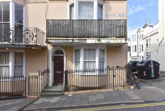 2 Bedroom Flat To Rent In Bedford Square Brighton Bn1