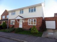 Detached house to rent in Paignton Close, Rayleigh...
