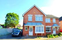 3 bedroom semi detached property in Grosvenor Road, Rayleigh...
