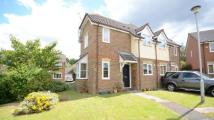 End of Terrace home for sale in Samian Place, Binfield...