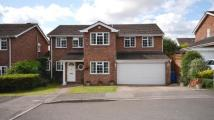 Detached home for sale in Minchin Green, Binfield...