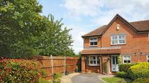 3 bedroom End of Terrace house for sale in Joseph Court, Warfield...