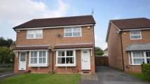 2 bed semi detached home in Bartholomew Place...