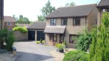 Detached home for sale in Woodmancott Close...