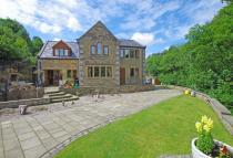 4 bed Detached home for sale in Bacup Road, Todmorden...