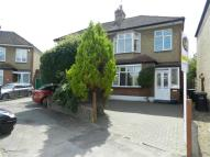 3 bedroom semi detached home in Orchard Crescent...
