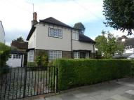 Detached home in Chase Court Gardens...