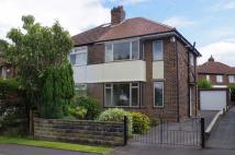 3 bed semi detached home to rent in Green Park Road...