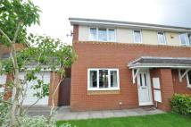 3 bedroom semi detached house for sale in Sutton Crescent, Huncoat...