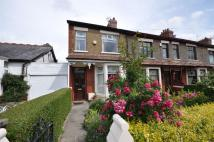 Terraced house in Allsprings Drive...