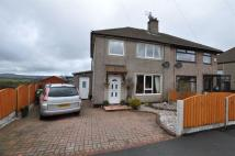 3 bed semi detached property for sale in Marshall Avenue, Huncoat...