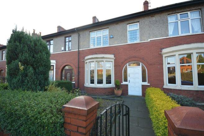 3 Bedroom Terraced House For Sale In Queens Road Accrington Bb5