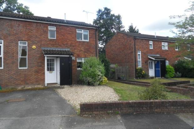 2 Bedroom End Of Terrace House For Sale In Blaire Park Yateley