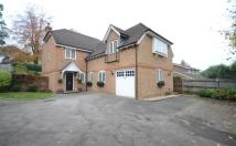 5 bed Detached house for sale in Vigo Lane, Yateley...