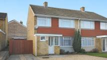 3 bedroom semi detached property in Aylesham Way, Yateley...