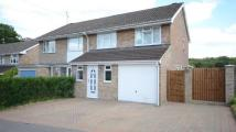 3 bed semi detached house in Whitley Road, Yateley...