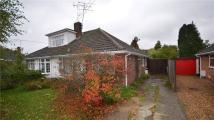 2 bed Bungalow for sale in Cranford Park Drive...