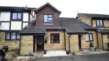 Terraced property in Morley Close, Yateley...