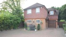 Detached house in High Street, Sandhurst...