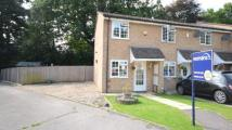 End of Terrace property for sale in Severn Close, Sandhurst...