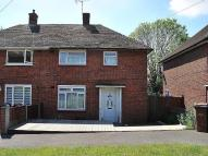 semi detached house in Cruick Avenue...