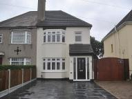 Purfleet Road semi detached house for sale