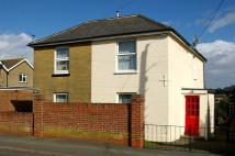 semi detached house in Newnham Road, Binstead...