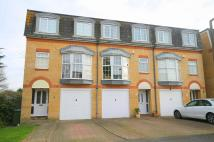 Town House in Blenheim Close...