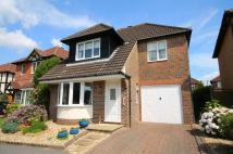 4 bed Detached home in Barwick Close, Rustington