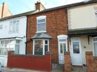 Terraced home in Wollaston Road...