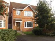 semi detached house in Hazelden Close...