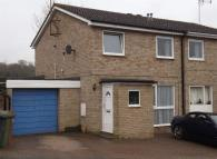 3 bed semi detached home in Abbey Rise, Wollaston...