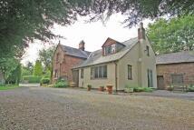 Detached home in Churton Road, Farndon