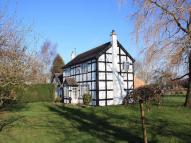 4 bed Detached house for sale in Nantwich Road, Wrenbury...