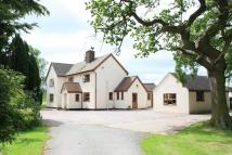 4 bed Detached house for sale in Bridgemere, Nantwich...