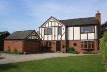 Detached property in Burland, Nantwich...
