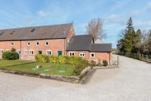 Barn Conversion for sale in Wybunbury, Nantwich