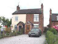 2 bed Cottage for sale in Wybunbury Lane, Wybunbury