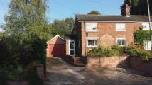 3 bedroom semi detached house in Audlem, Cheshire