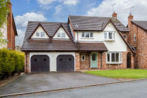 5 bed Detached home for sale in Wistaston, Cheshire