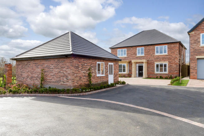 5 bedroom detached house for sale in nantwich cheshire cw5