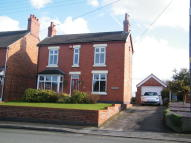 Detached home in Crewe Road, Shavington