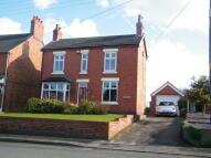Detached home in Crewe Road, Shavington