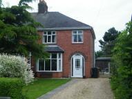 3 bedroom semi detached property for sale in Dig Lane, Wybunbury