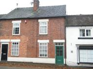 2 bed Terraced home in The Square, Woore...