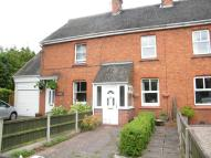 Terraced home for sale in London Road, Woore