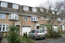 Palmer Close Terraced house for sale